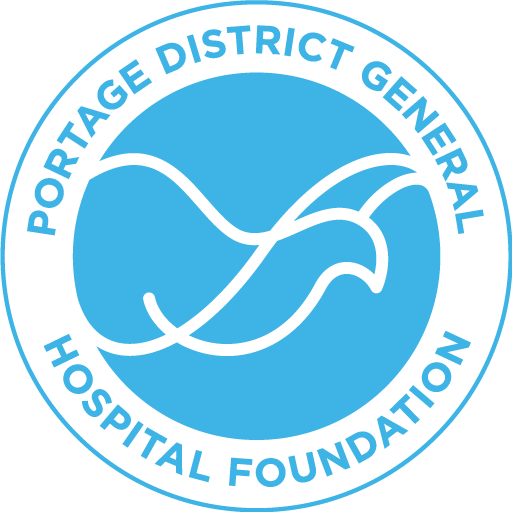 Portage District General Hospital Foundation logo
