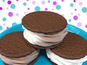 What's the Scoop Ice cream sandwiches